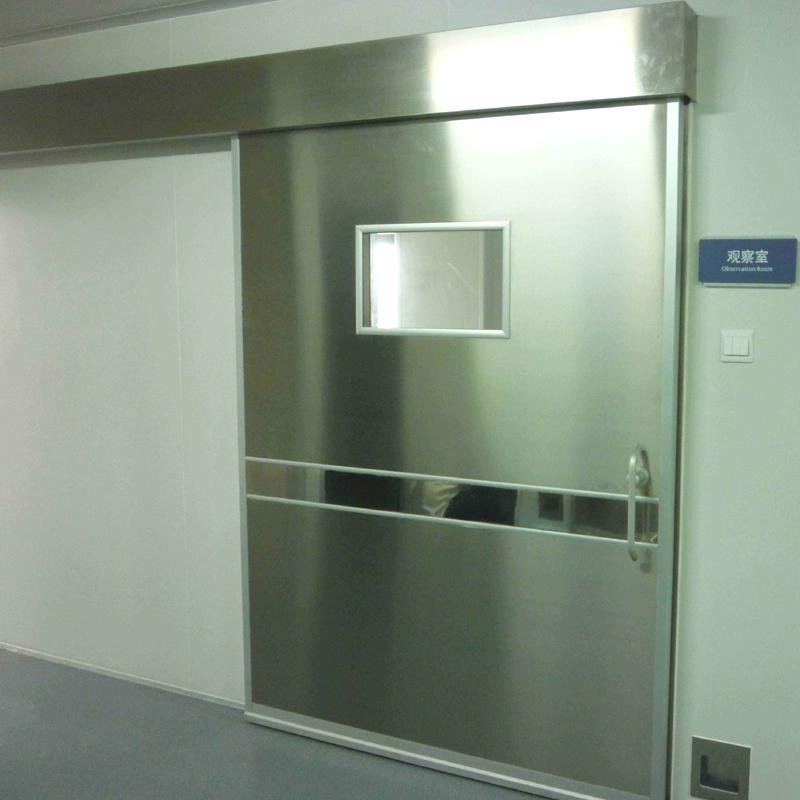 不锈钢防护门图片