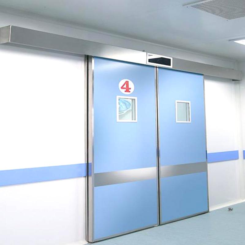 百色醫用自動門圖片
